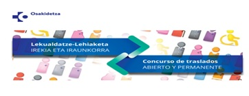 OFERTA DE DESTINOS DEL CONCURSO DE TRASLADOS ABIERTO Y PERMANENTE DE LA CATEGORÍA DE ENFERMERO/A