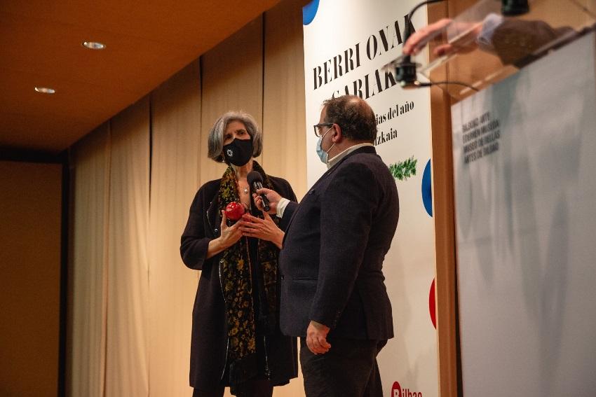 Premios Berri Onak Sariak. LOS PERIODISTAS VASCOS PREMIAN A LOS PROFESIONALES DE ENFERMERÍA DE BIZKAIA