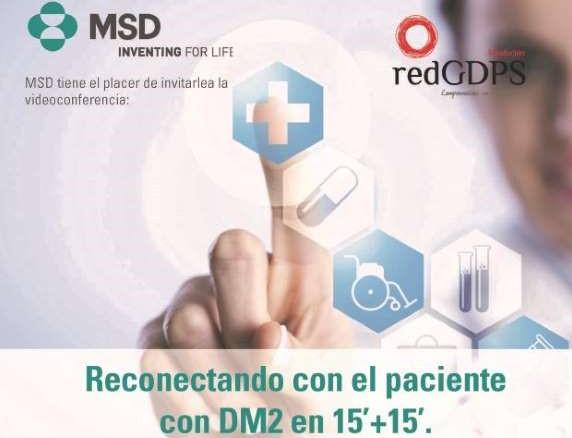 RECONECTANDO CON EL PACIENTE CON DM2 EN 15´+15´
