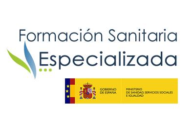 FORMACIÓN SANITARIA ESPECIALIZADA – EIR